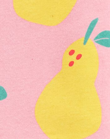 1-Piece Pear 100% Snug Fit Cotton F...