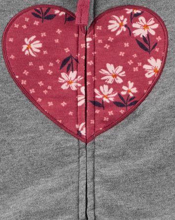 3-Piece Floral Little Jacket Set