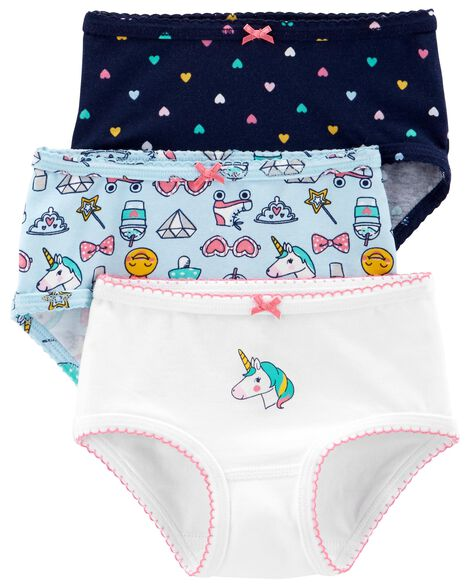Emballage de 3 paires de sous-vêtements extensibles