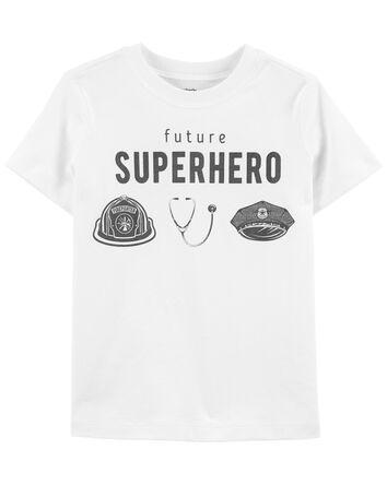 T-shirt Future Superhero