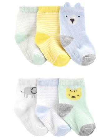 Emballage de 6 paires de chaussons...