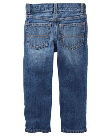 Straight Jeans - Anchor Dark Wash