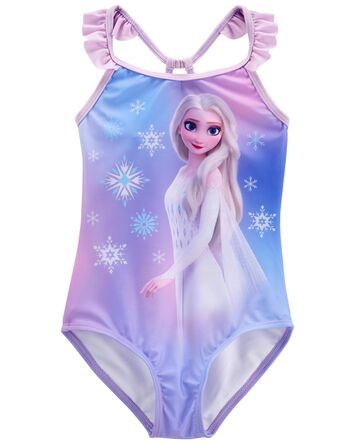 1-Piece Frozen Swimsuit