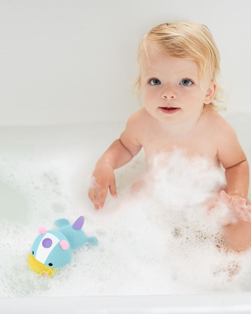 Zoo Light Up Bath Toy, , hi-res