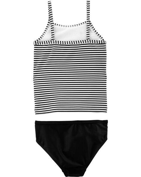Striped Tankini