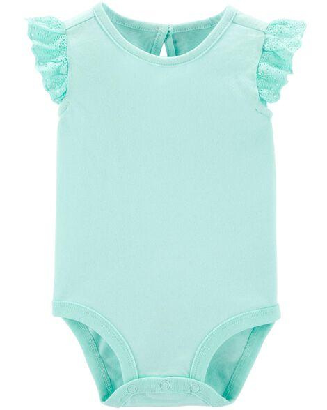 Flutter Sleeve Bodysuit