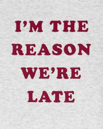 Combinaison I'm The Reason We're La...