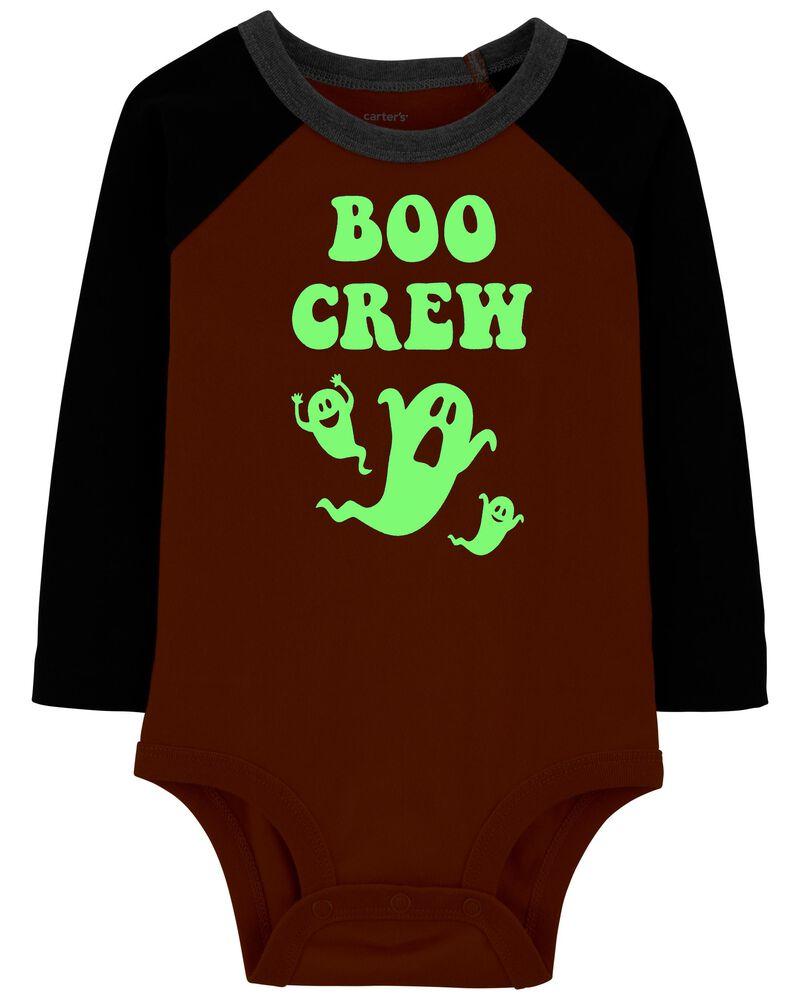 Boo Crew Jersey Bodysuit, , hi-res