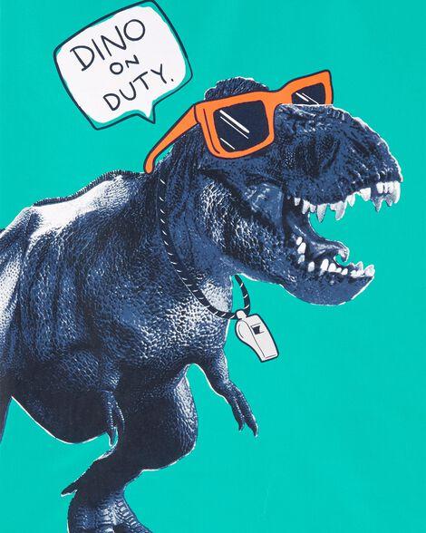 Maillot dermoprotecteur à dinosaure