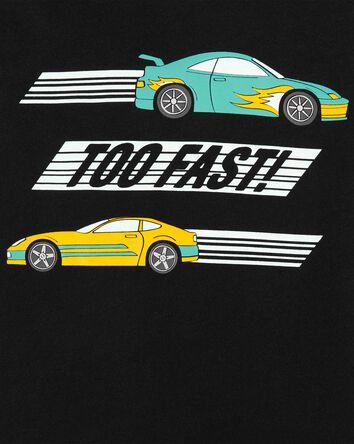 T-shirt en jersey à voitures