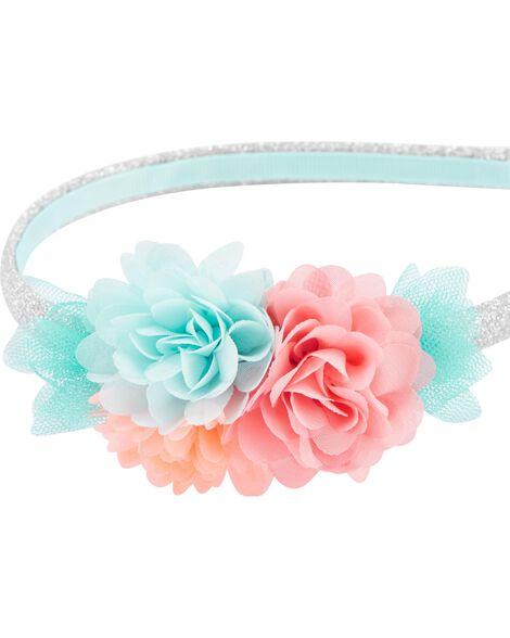 Flower Bouquet Headband