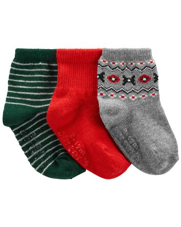 3 paires de chaussettes temps des F...