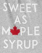 Sweet As Maple Syrup Tee, , hi-res