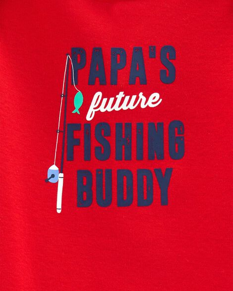 Papa's Fishing Buddy Collectible Bodysuit