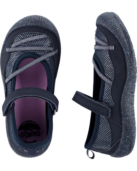 Athletic Mary Janes