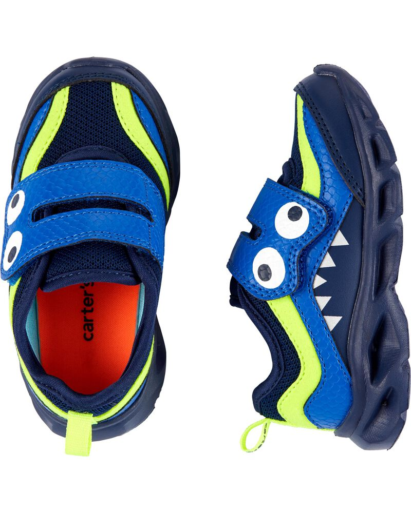 Chaussures monstre qui s'illuminent, , hi-res