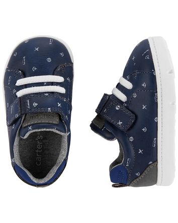 Sports Print Casual Sneakers