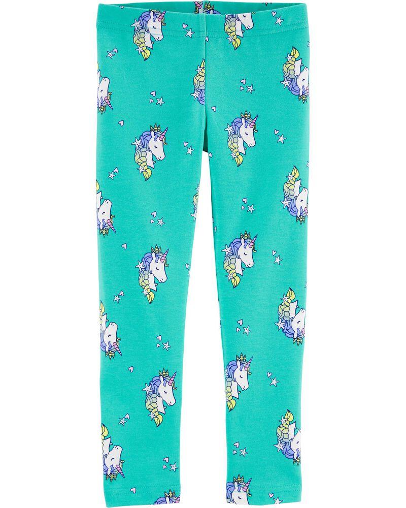 Unicorn Leggings, , hi-res