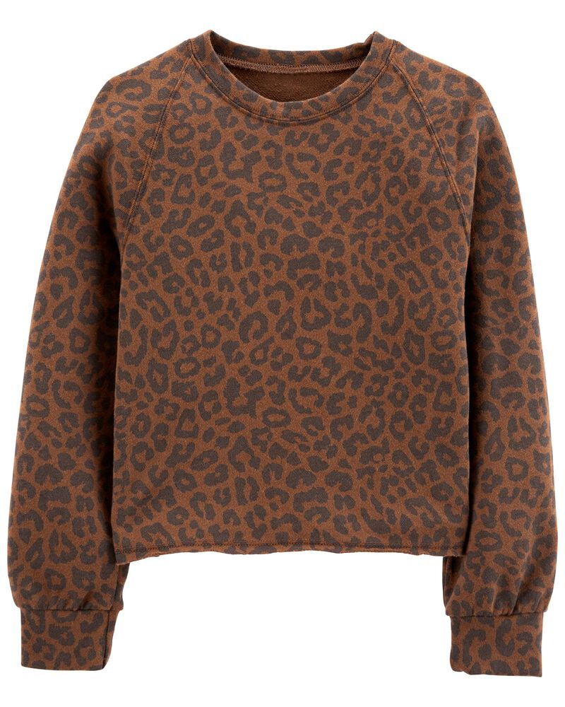 Chandail à léopard, , hi-res