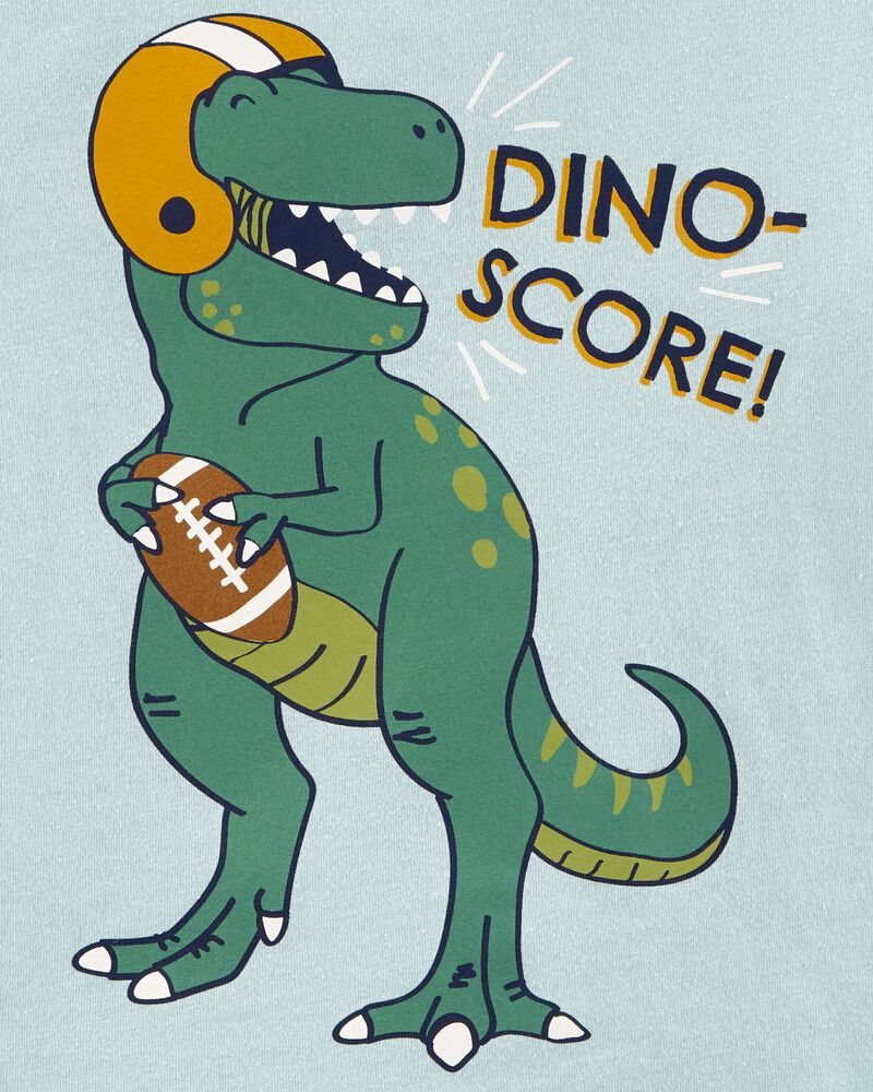 Football Dinosaur Jersey Tee, , hi-res