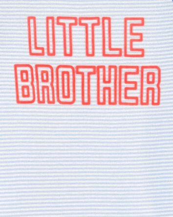 2-Piece Little Brother Bodysuit Pan...