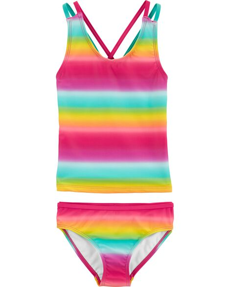 Carter's Rainbow 2-Piece Tankini