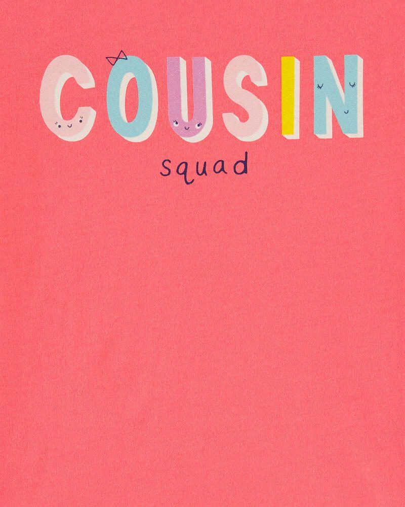 T-shirt Cousin Squad, , hi-res