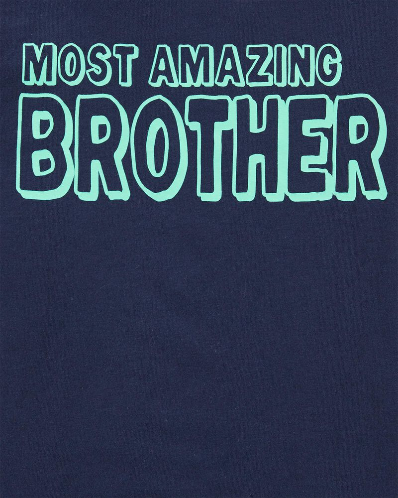 T-shirt Most Amazing Brother, , hi-res
