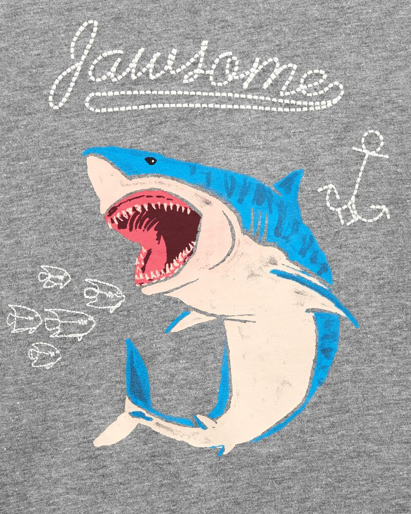 Jawsome Shark Tee, , hi-res