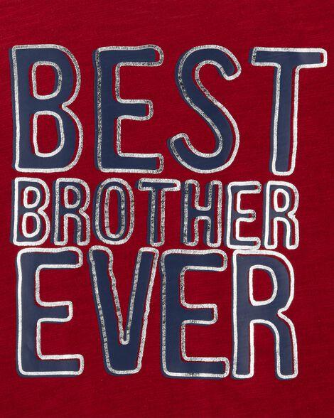 Best Brother Slub Jersey Tee