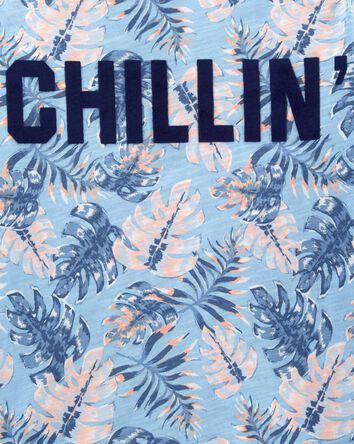 Chillin' Palm Tee
