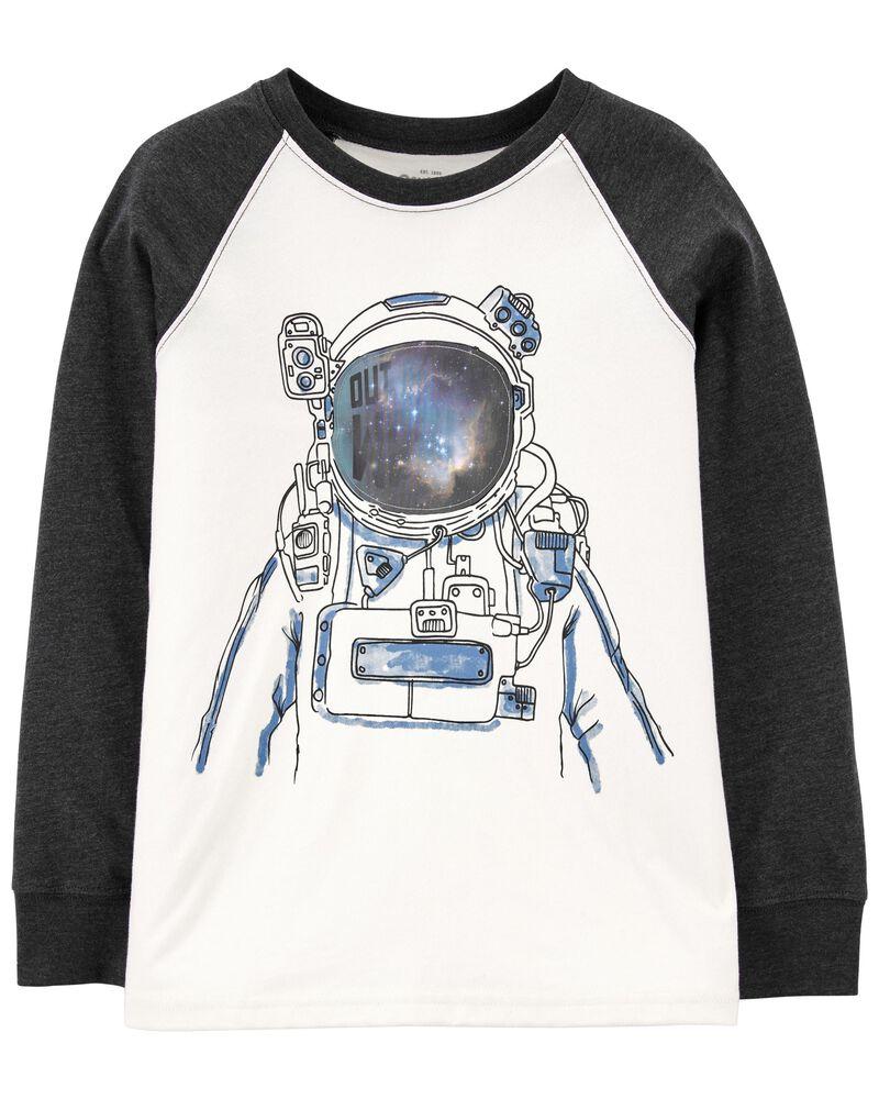 Action Graphic Astronaut Tee, , hi-res