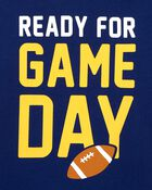 T-shirt en jersey Ready for Game day football, , hi-res
