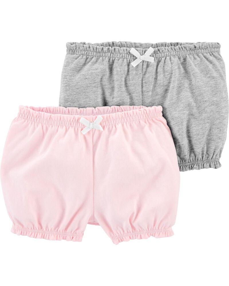 2-Pack Bubble Shorts, , hi-res