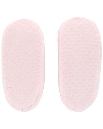 Chaussettes-pantoufles lapin