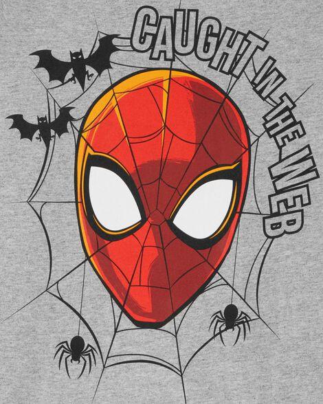 Glow Spider-Man Halloween Tee