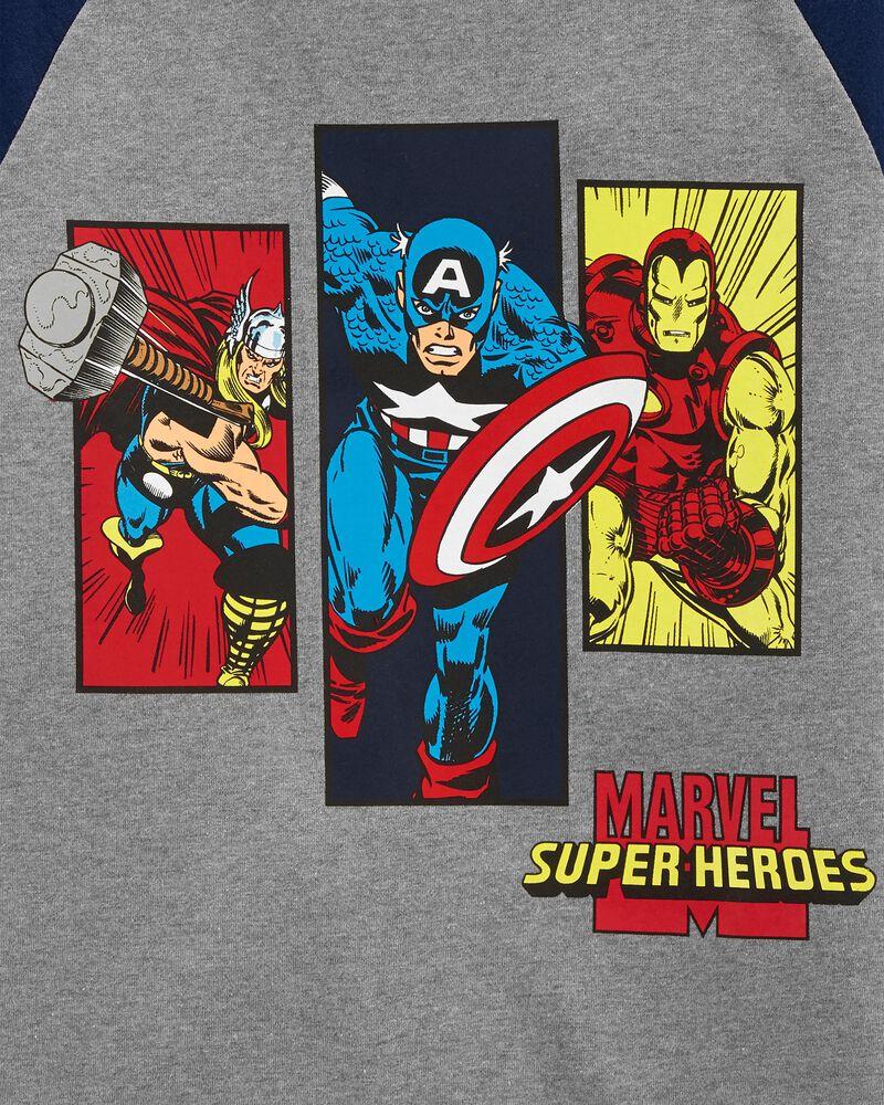 T-shirt Marvel, , hi-res