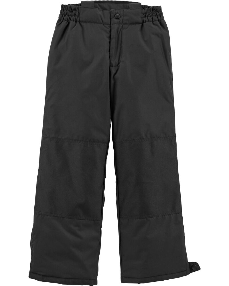 Snow Pant With Removable Bib, , hi-res
