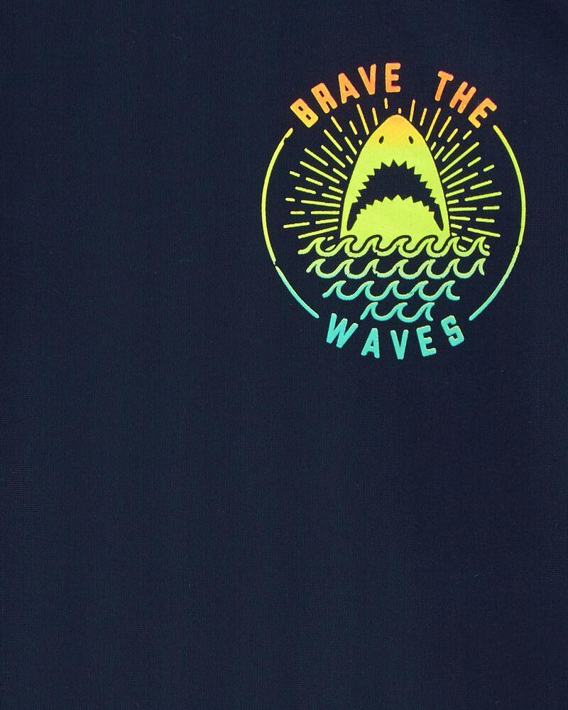 Maillot dermoprotecteur Brave The Waves , , hi-res