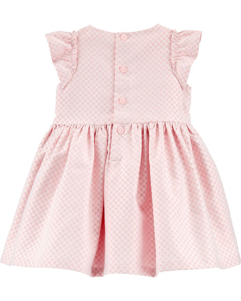 Polka Dot Holiday Dress