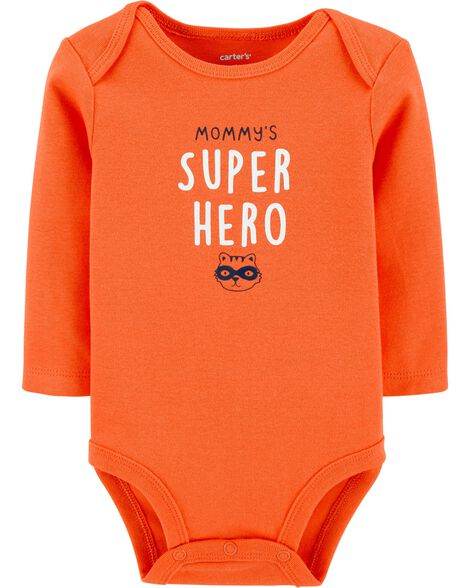 Mommy's Super Hero Collectible Bodysuit
