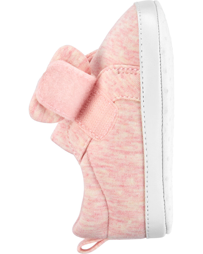 Bow Sneaker Baby Shoes, , hi-res