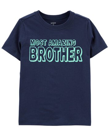 Most Amazing Brother Tee