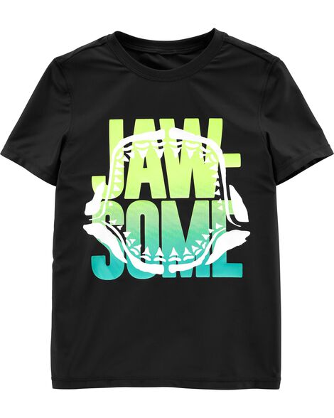 Jaw-some UV Swim Shirt