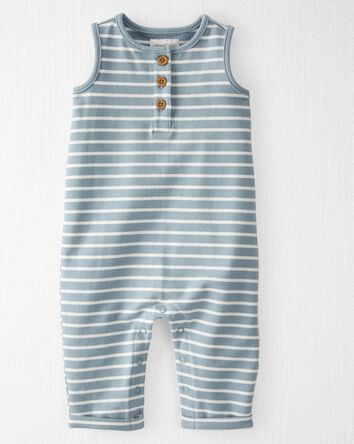 Organic Cotton Terry Jumpsuit