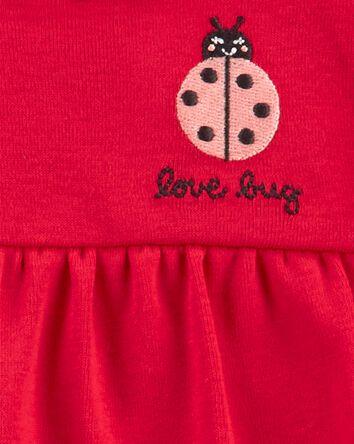 4-Piece Ladybug Outfit Set