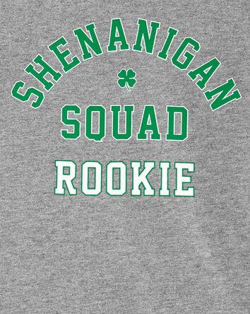 T-shirt en jersey de la St-Patrick