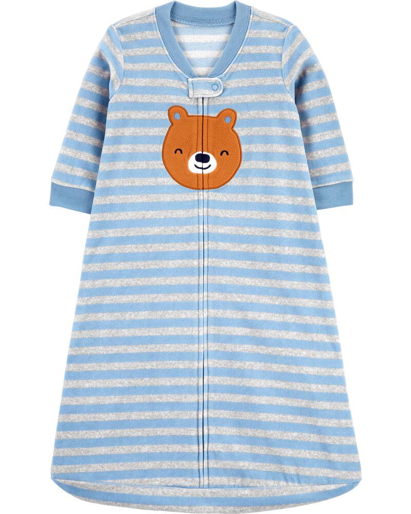 Bear Fleece Sleep Bag, , hi-res