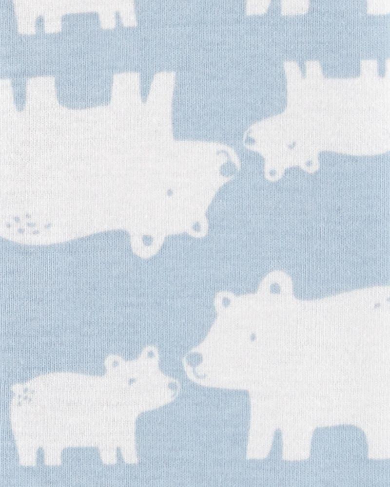 3-Piece Bear Take-Me-Home Converter Gown Set, , hi-res