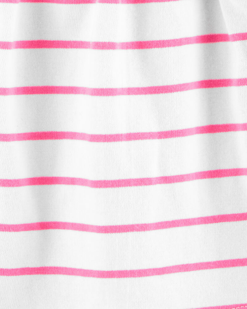 Striped Sheep Jersey Sunsuit, , hi-res